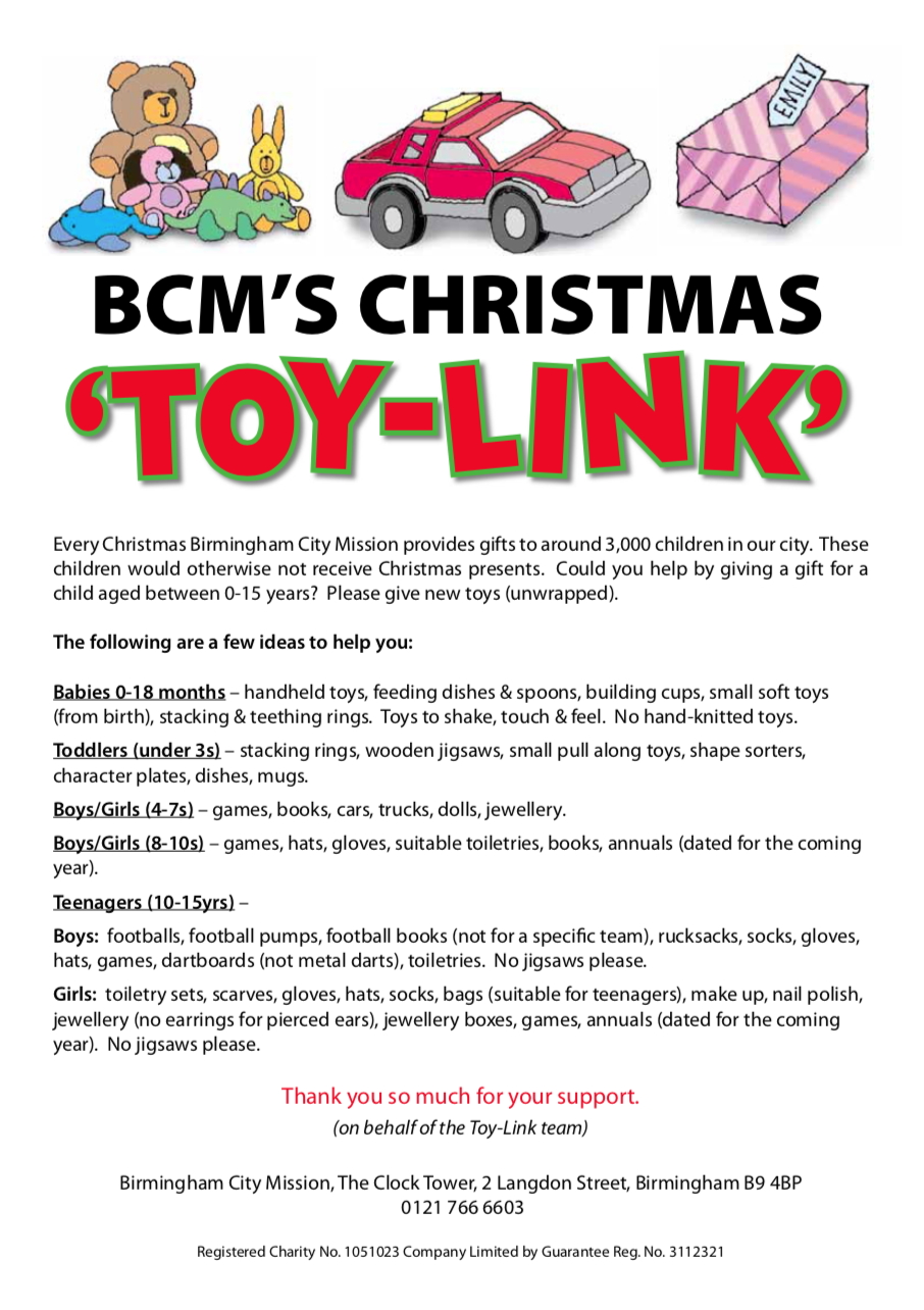 BCM Toy-Link